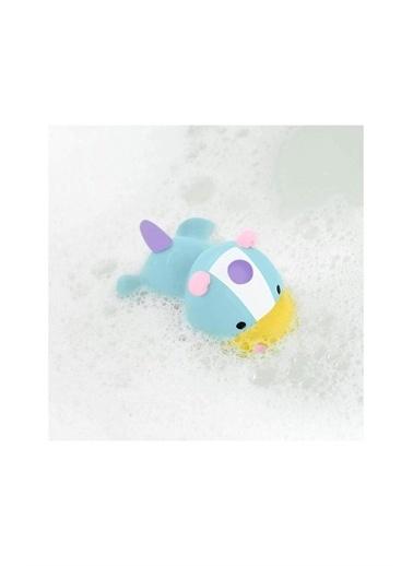 Skip Hop Skip Hop Zoo Light Up Unicorn Desenli Çocuk Banyo Oyuncağı Pembe